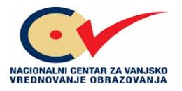 Naionalni centar za vanjsko vrednovanje